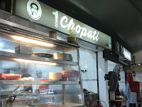 Warung 1 Chopati - Capati Kuah Kambing Terbaik