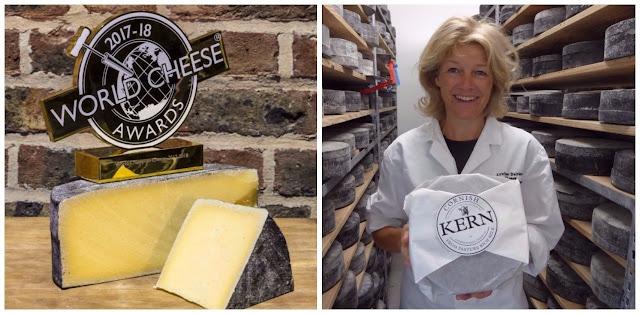 Buongiornolink - Il Cornish Kern è il miglior formaggio del mondo 2017