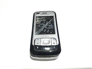 Casing Nokia 6110 Navigator 6110N Fullset