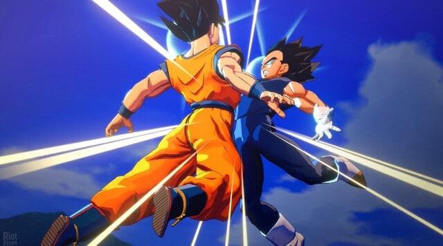 Dragon Ball Z kakarot Gameplay Screenshots