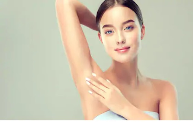 How to Whiten Underarms Fast at Home