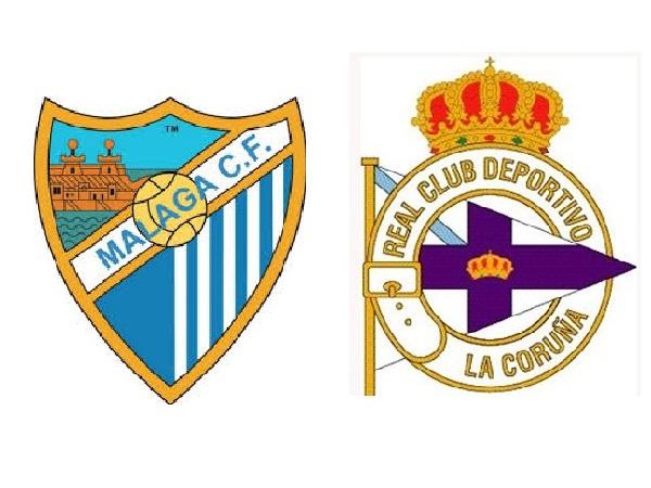Malaga vs Deportivo La Coruna Full Match & Highlights 19 November 2017