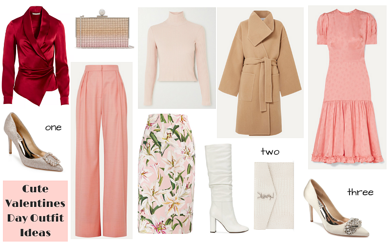 Cute Outfit Ideas for Valentine's Day