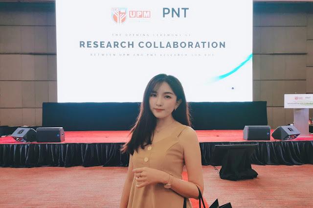UPM BBRC PNT Research TetraSOD Gelita malaysia lifestyle blogger cestlajez