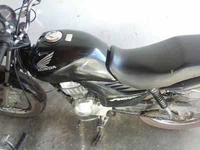 Região: Motos roubadas são recuperadas em Mata Roma, Chapadinha e Santa Quitéria.