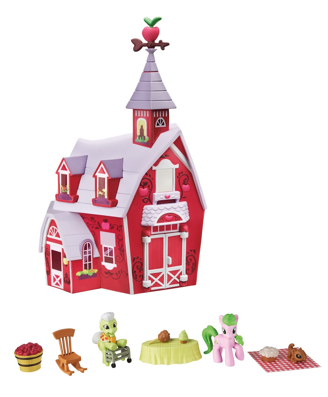 Friendship is Magic Collection Ultimate Story Pack with Granny Smith and Red Gala