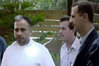 sepupu assad tewas di lattakia