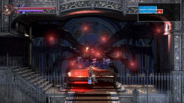 Iniciando o Backlog com Bloodstained: Ritual of the Night