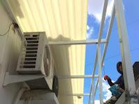 Pemasangan Kanopi Alderon di Ciputat Tangerang Selatan
