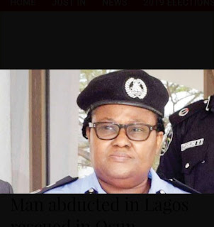Man arrested in Lagos, rescued in Osun