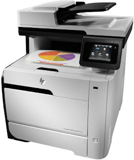 HP LaserJet Pro 400 M475DN Printer Driver Download