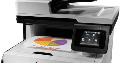 HP LaserJet Pro 400 color MFP M475dn Mac Drivers