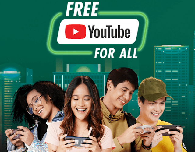 Smart Free 1GB YouTube