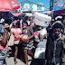 El mercado fronterizo de Dajabón se realiza con masiva presencia de haitianos