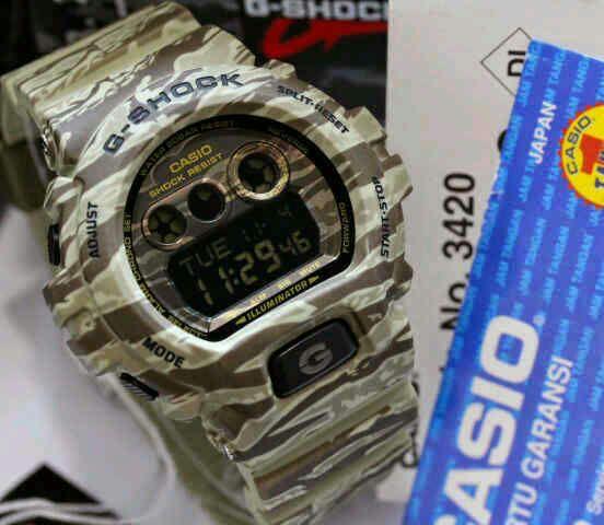 GINDA COLLECTION New Jam Tangan G Shock GDX 6900CM 5DR