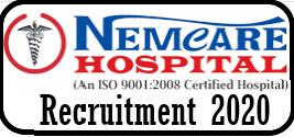 nemcare recruitment 2020