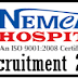 Nemcare  Hospital Tezpur Medical Staff Recruitment 2020
