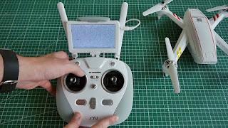 Spesifikasi Drone JYU Hornet S - OmahDrones