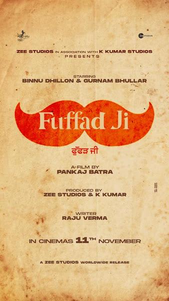 Fuffad Ji Punjabi Movie star cast - Check out the full cast and crew of Punjabi movie Fuffad Ji 2021 wiki, Fuffad Ji story, release date, Fuffad Ji Actress name wikipedia, poster, trailer, Photos, Wallapper