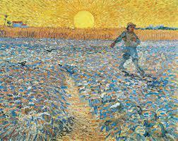 Van Gogh's Sower SOWS