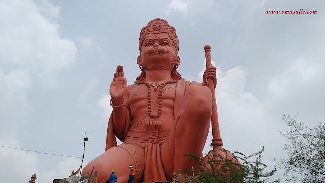 Triveni Hanuman Temple