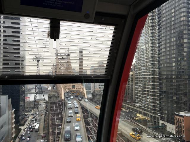 teleférico de nueva york