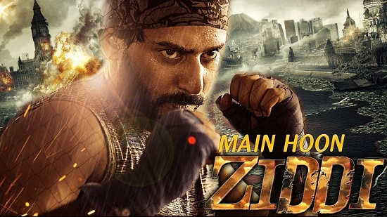 Main Hoon Ziddi 2018 Hindi Dubbed 900MB HDRip 720p