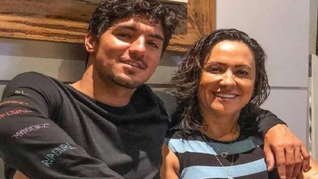 Gabriel Medina corta mesada de R$ 200 mil que dava para sua mãe e em seguida ela corta a relação com ele