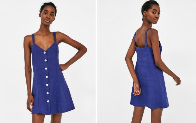 estilo exquisito llegando descubre las últimas tendencias DE LUNARES Y NARANJAS: Los 5 vestidos de Zara que quiero ...