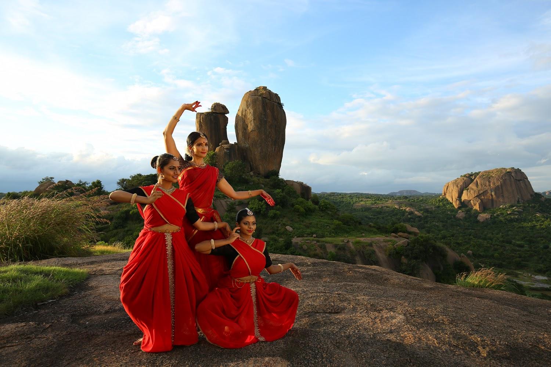 Savitha Sastry Classical Dancer