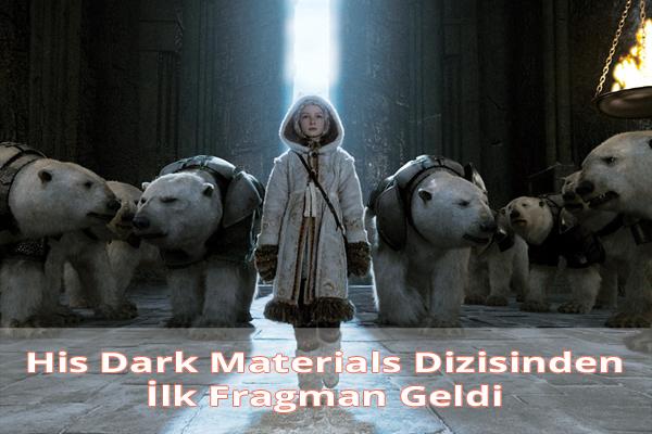 His Dark Materials Fragman İzle