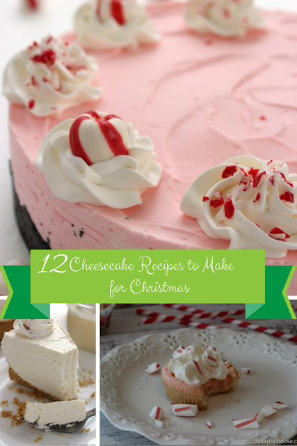Cheesecake recipes for Christmas