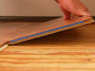 cara bikin lantai dari kayu