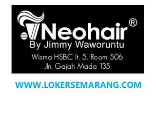 Loker Semarang Hairdresser di Neohair By Jimmy Waworuntu - Portal ...