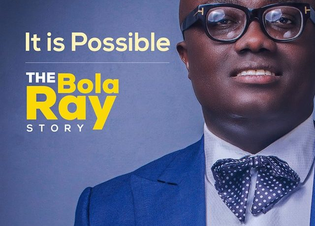 "THE YCEO: Grab Your Copy Now: Bola Ray's Biography Book "" It Is Possible Still On Amazon"