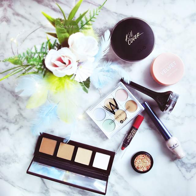 Althea Makeup Magic Box - korean products unboxing review