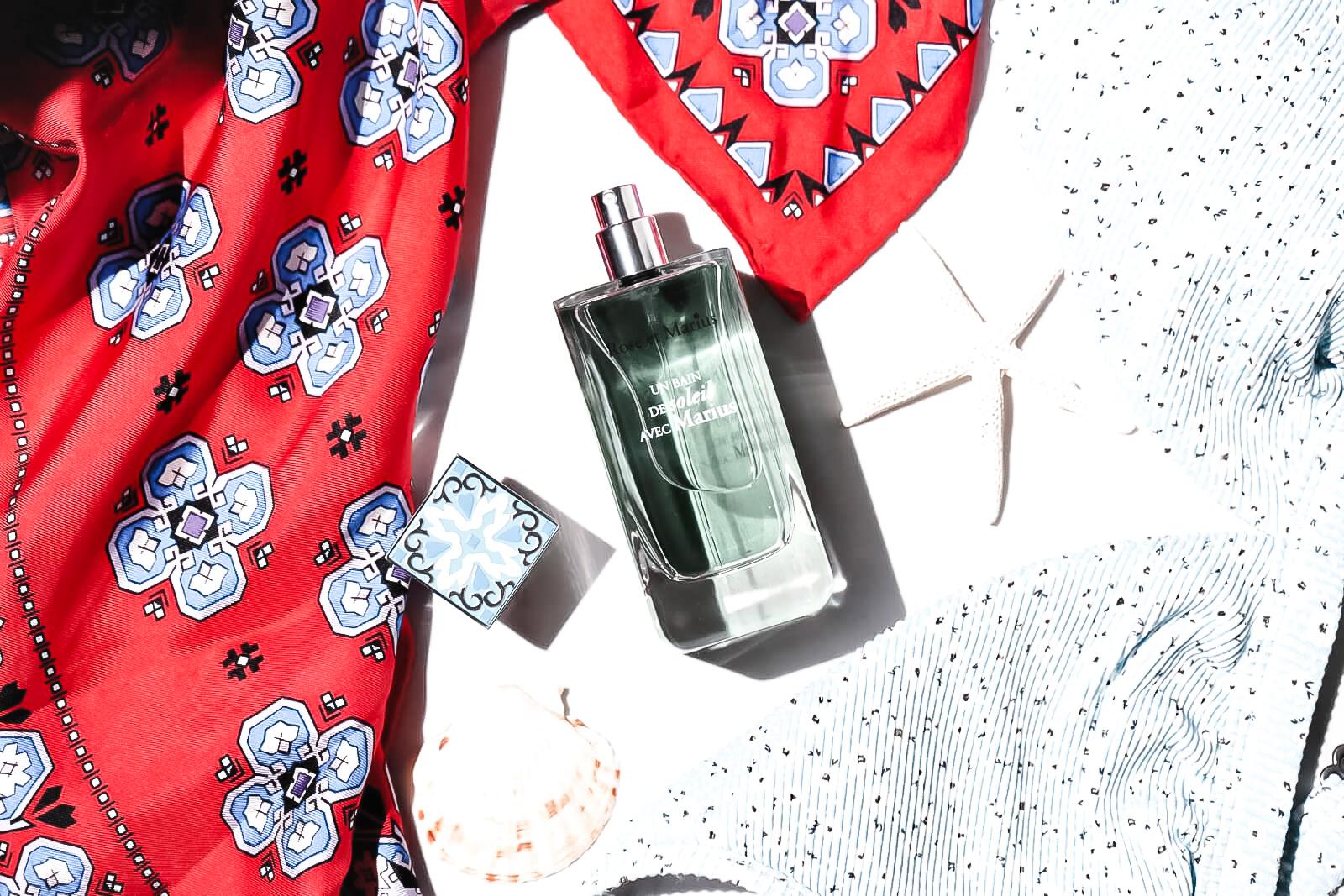 Rose et Marius Un Bain De Soleil Parfum test