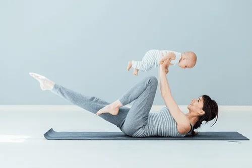 افضل طريقة طبيعية لتخسيس البطن بعد الولادة