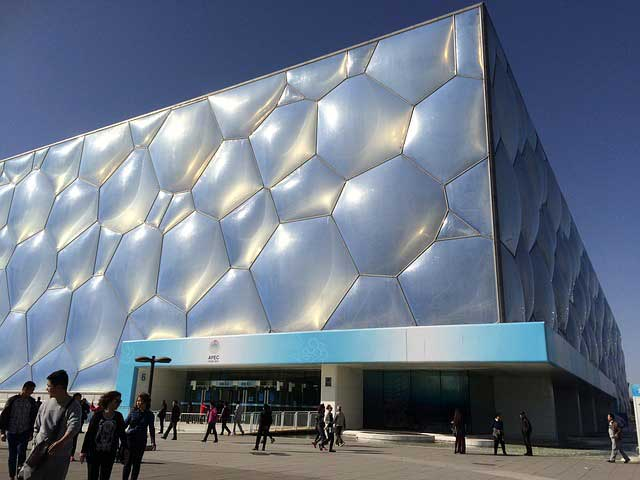 Visiting Beijing Olympic Venues