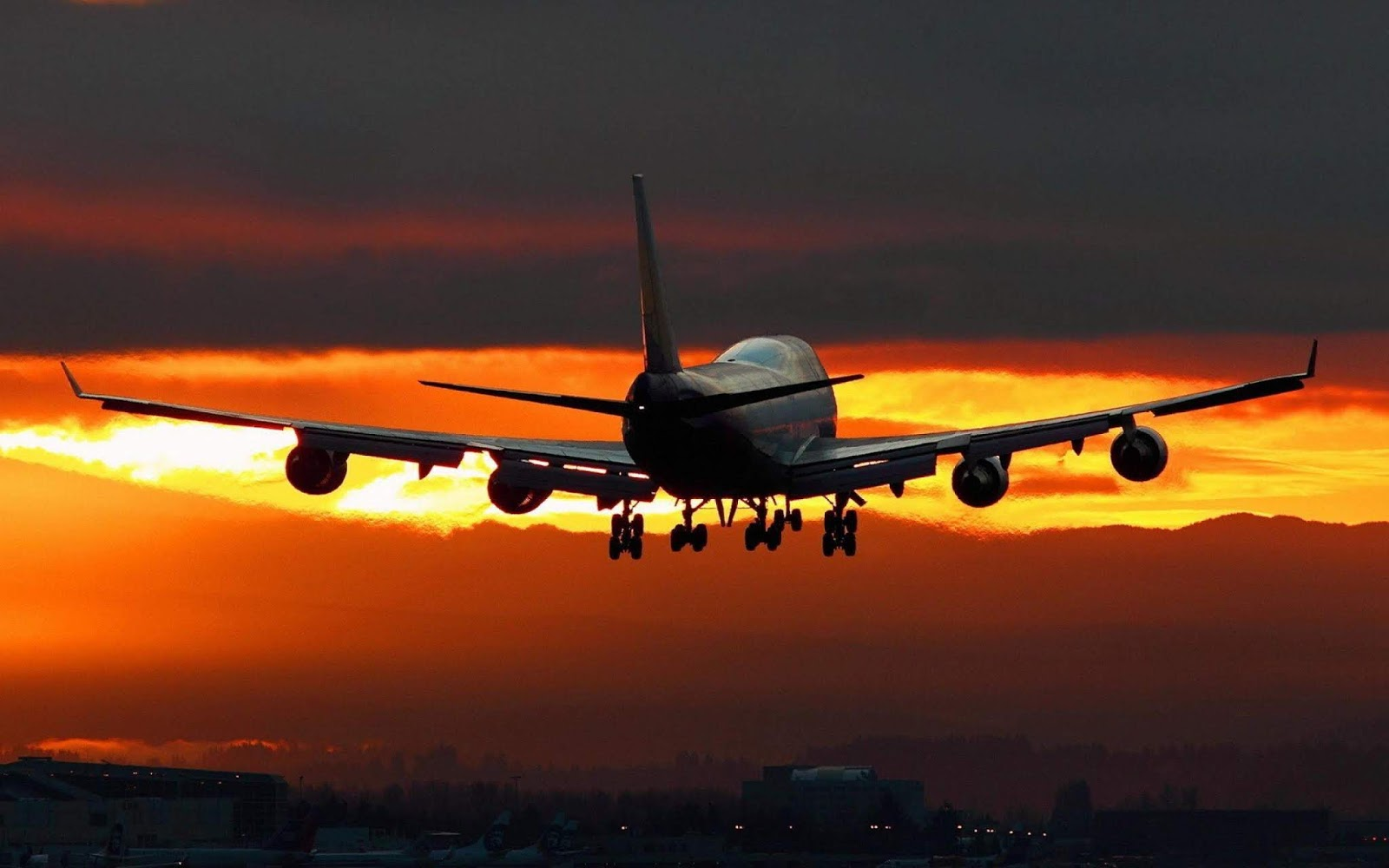 Wallpapers Boeing 777 airbus