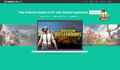 Emulator Terbaik Android Yang Sering Digunakan Untuk Bermain Game