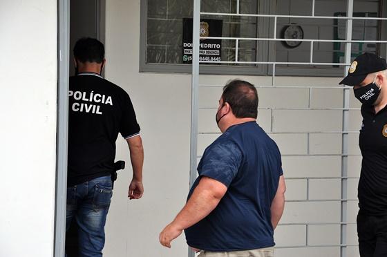 Ex-secretário de Saúde Álvaro Raul Zanolete é preso