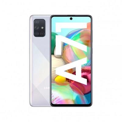 Смартфон Samsung Galaxy A71, Dual SIM