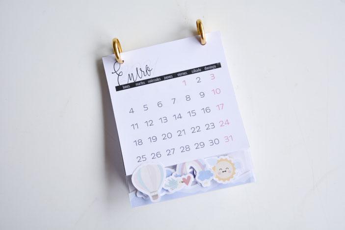 calendario terminado