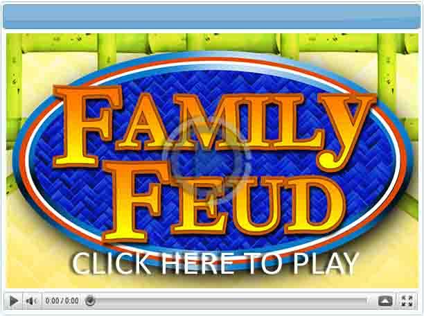 Family Feud - PXTV Pinoy Show Biz  Your Online Pinoy Showbiz Portal