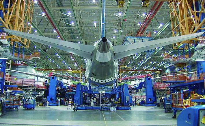 La recuperación del sector aeroespacial se dará hasta 2021: Femia. (Foto: Boeing)