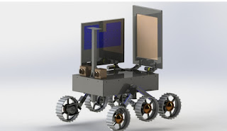 Rover pragyan photo nasa