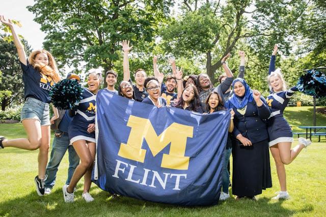 منحة الإستحقاق العالمية للخريجين في جامعة ميتشجان-فلينت لدراسة الماجستير  في أمريكا (ممولة بالكامل)