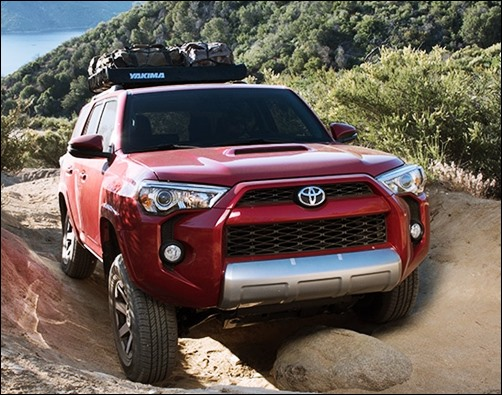 2017 Toyota 4Runner Release Date and Price