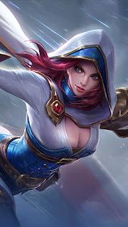 Natalia Bright Claw Heroes Assassin of Skins V2